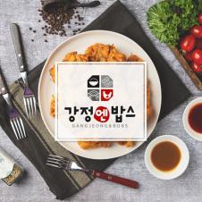 [고급형] 강정엔밥스 프랜차이즈업체 모두홈페이지 제작 사례