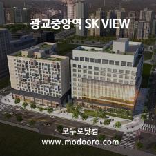 광교중앙역 sk view 네이버모두분양홈페이지 제작사례